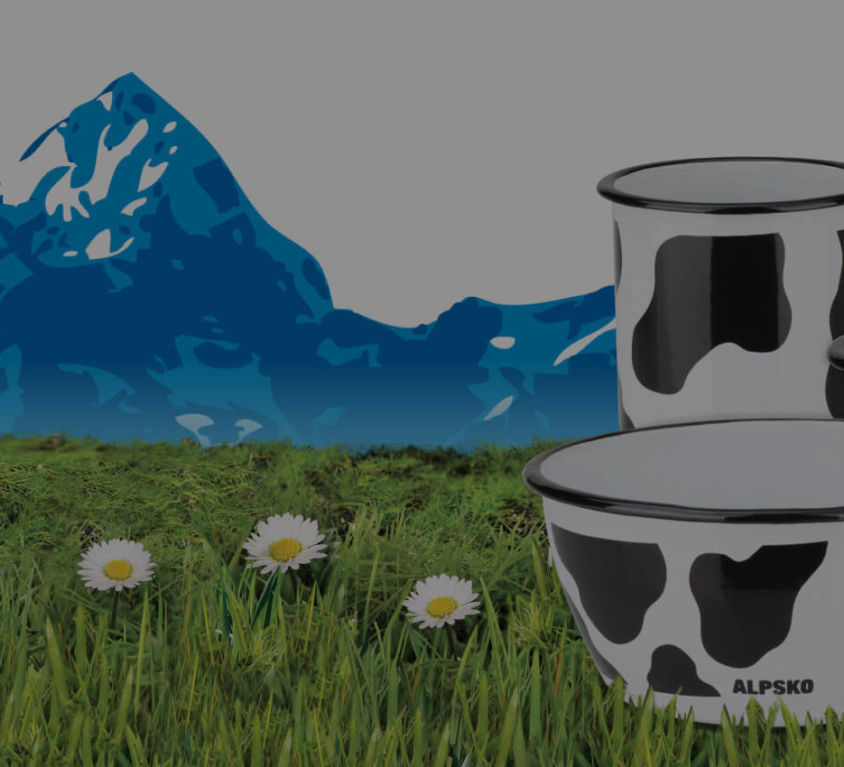 Alpine mugs for everyone