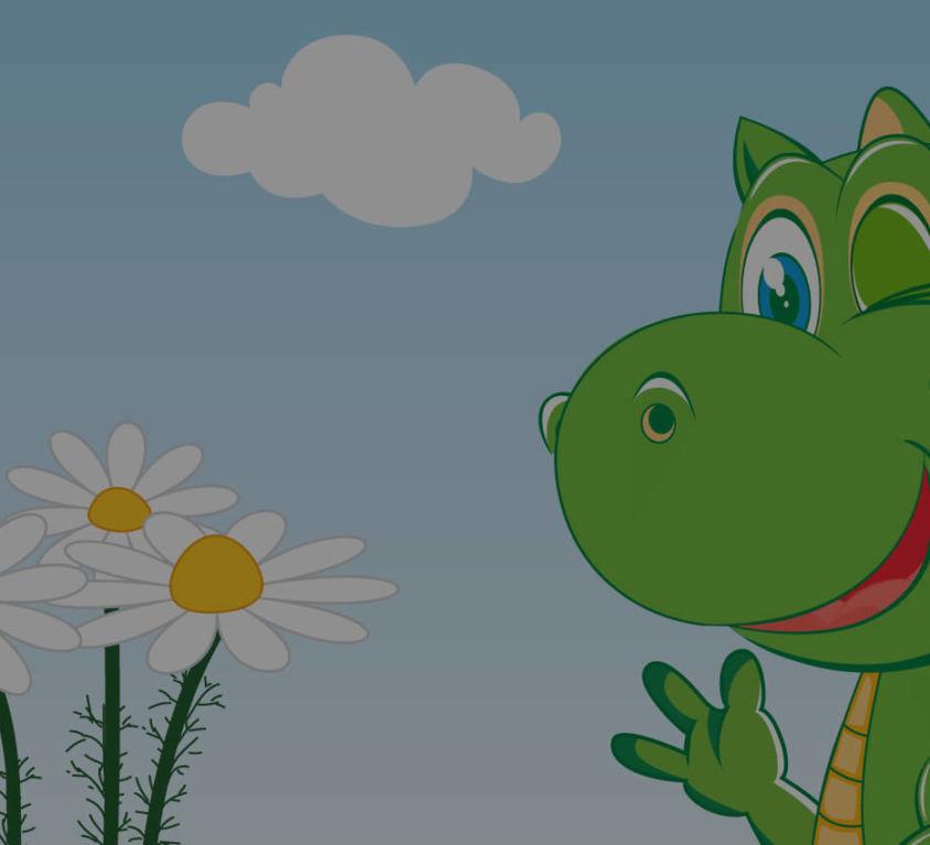 Zmajček Malček (Baby Dragon)