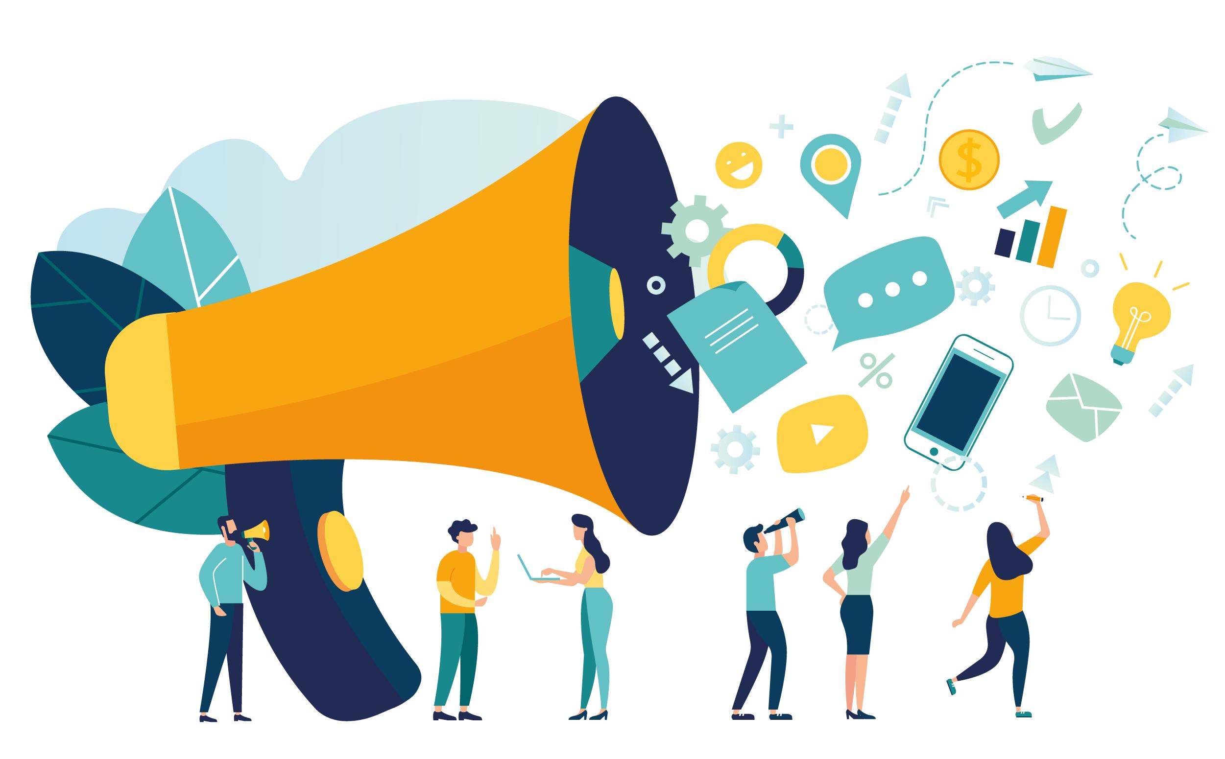 Poslovno komuniciranje brez osredotočenosti ali s preveč informacijami ne more biti učinkovito.