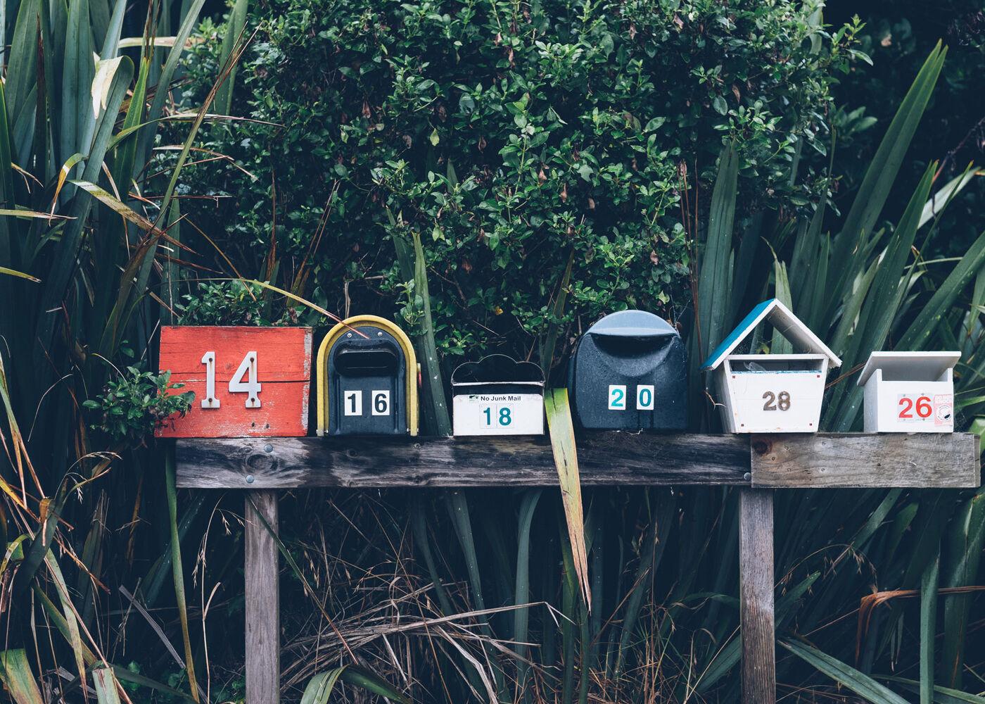 Direktna pošta marketinške aktivnosti pod črto oglaševanje pod črto rezultati