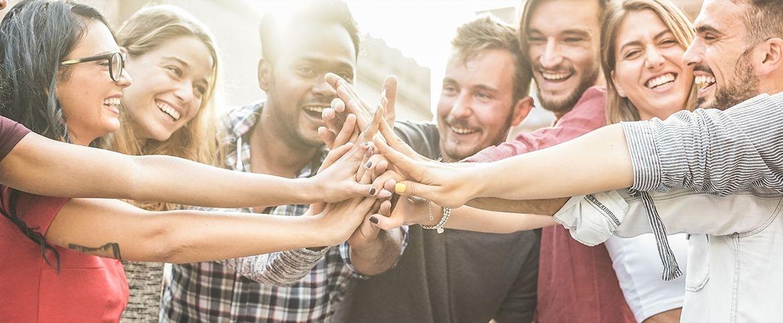 Ekipa skupaj medsebojni odnosi projektno vodenje