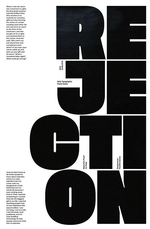 Tipografija dobre prakse grafičnega oblikovanja
