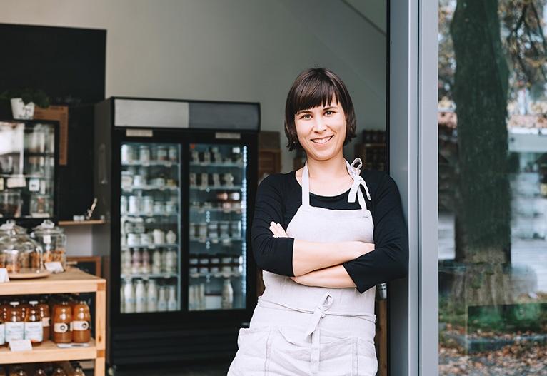 Trajnostno lokalno priložnost za rast novi poslovni modeli