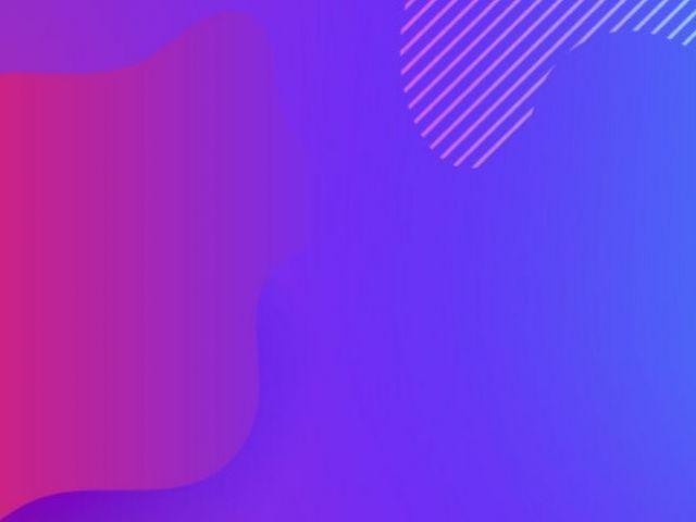 Trendi spletnega oblikovanja 2020 gradient