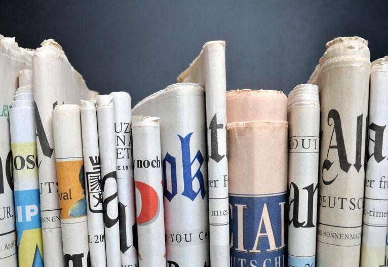 Tiskano oglaševanje časopisi letaki tisk
