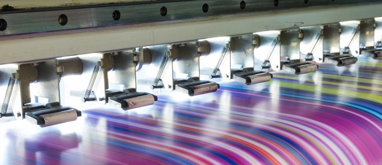 Oblikovanje tiskovin tiskanje materialov