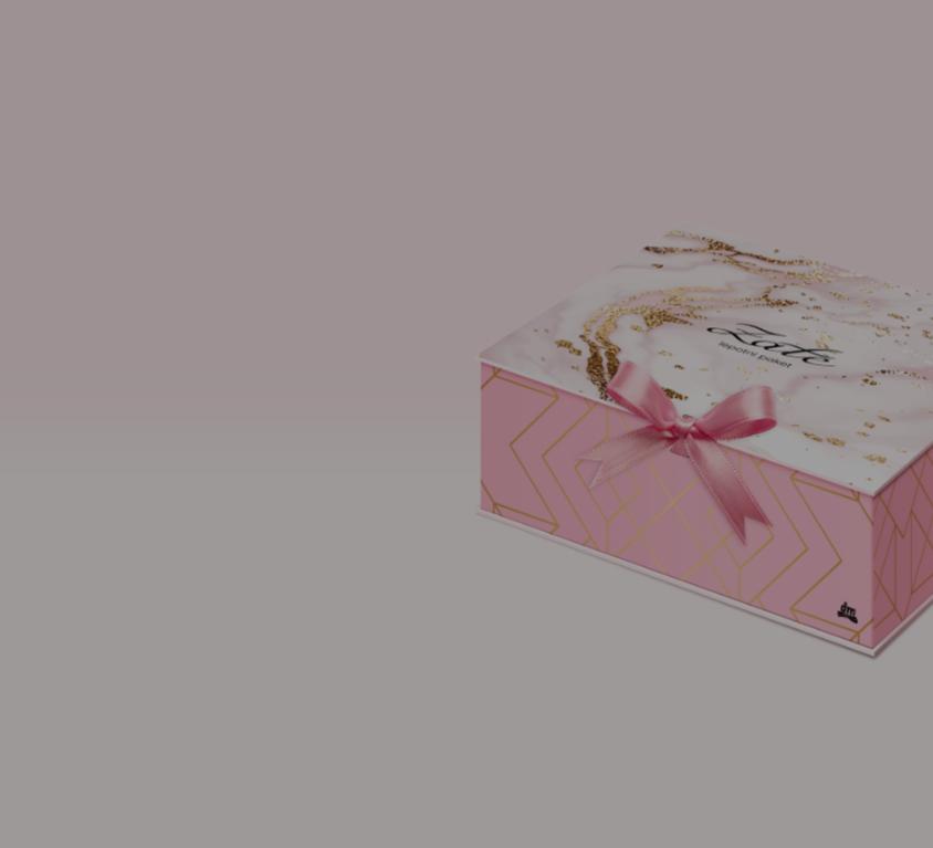 Beauty box in izpostavitveno stojalo